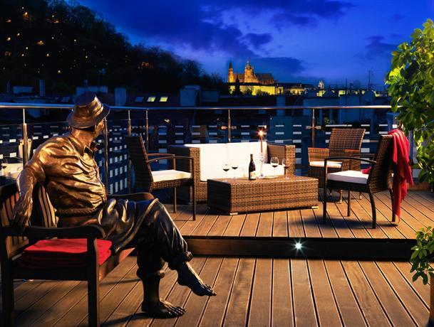 Julian Hotel Prag - Hotellin.se - jämför hotell